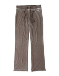 Life Is Good Burnout French Terry Pants Shale Brown