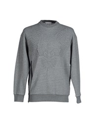 3.1 Phillip Lim Topwear Sweatshirts Men Grey