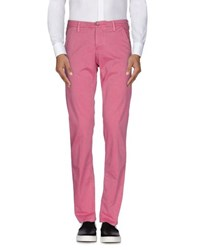 No Lab Trousers Casual Trousers Men Pastel Pink