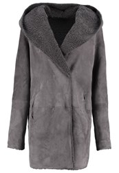 Oakwood Winter Coat Anthracite
