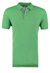Dockers Fitted Polo Shirt Descanso Green
