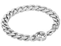 Gucci Interlocking G Bracelet 20 Silver