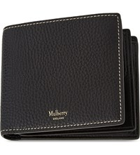 Mulberry Classic Leather Coin Wallet Black
