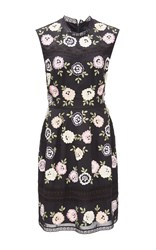 Needle And Thread Rose Noir Prom Dress Black