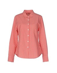 Boy By Band Of Outsiders Shirts Shirts Women Red