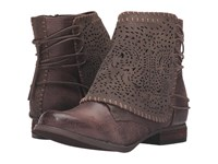 Not Rated Crumbly Taupe Women's Boots