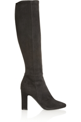 Tamara Mellon Why Not Suede Knee Boots