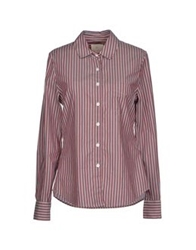 Boy By Band Of Outsiders Shirts Brick Red