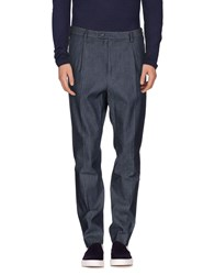 Alice San Diego Denim Denim Trousers Men Blue