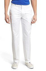 Men's Bobby Jones 'James' Stretch Twill Golf Pants White