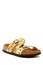 Birkenstock Salina Orchid Sandal Narrow Width Available Multi