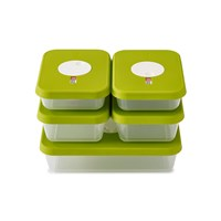 Joseph Joseph Dial Storage Containers Set Of 5