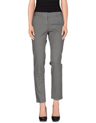 Incotex Red Trousers Casual Trousers Women Grey
