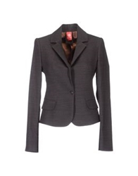Michelle Windheuser Blazers Steel Grey