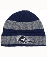 Adidas University Of Texas San Antonio Roadrunners Player Watch Knit Hat Navy