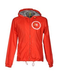 The Royal Pine Club Jackets Red