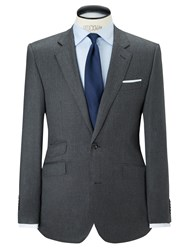 John Lewis Super 120S Wool Cashmere Flannel Tailored Suit Jacket