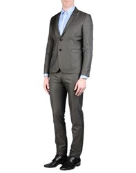 Messagerie Suits And Jackets Suits Men Lead