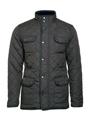 Raging Bull Men's Quilted Field Jacket Olive
