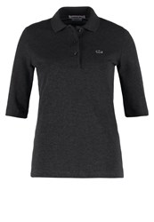 Lacoste Polo Shirt Scarabee Anthracite