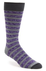 Men's Hook Albert Stripe Socks
