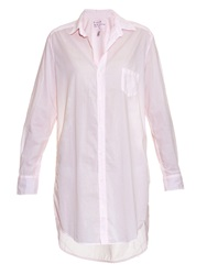 Frank And Eileen Mary Cotton Poplin Shirtdress