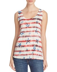 Nally And Millie Stars Stripes Tank Star Stripe