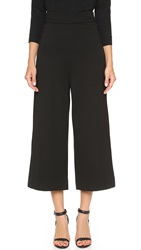 Tibi Nerd Pants Black