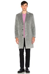 Our Legacy Unconstructed Classic Wool Coat Gray