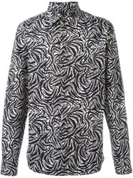 Marni Abstract Printed Shirt Multicolour