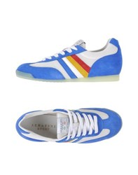 Serafini Sport Footwear Low Tops And Trainers Men Blue