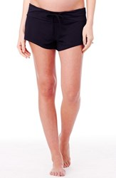 Women's Ingrid And Isabel Maternity Lounge Shorts