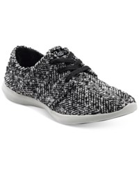 G.H. Bass G.H And Co. Women's Shelby Knit Sneakers Women's Shoes Black