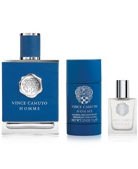 Vince Camuto 3 Pc. Men's Gift Set No Color