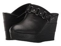 Sbicca Holden Black Women's Wedge Shoes