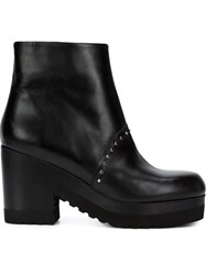 Thakoon Addition 'Gogo' Boots Black