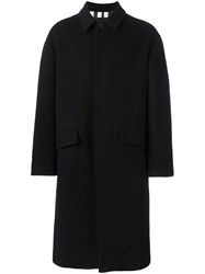 Alexander Wang Oversized Coat Black