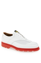 Michael Toschi 'G3' Golf Shoe Men White Red
