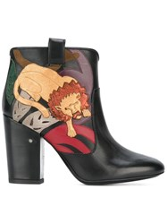 Laurence Dacade 'Pete Leone' Boots Black