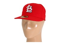 New Era Authentic Collection 59Fifty St. Louis Cardinals Home Baseball Caps Navy