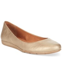 American Rag Ellie Flats Only At Macy's Women's Shoes Platino