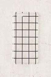 Urban Outfitters Grid On You Iphone 6 6S Case Clear