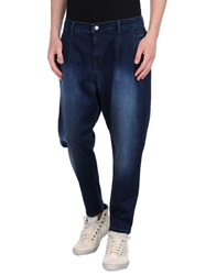 Met And Friends Denim Pants Blue