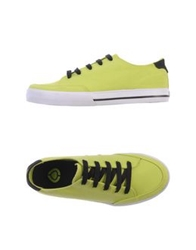 C1rca Low Tops And Trainers Acid Green