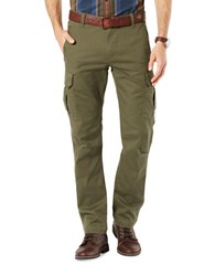 Dockers Broken In Cargo Pants Green