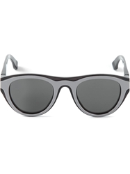 Mykita 'Mmdual 003' Sunglasses Black
