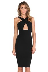 Nookie Marylin Convertible Shift Dress Black