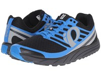 Pearl Izumi Em Trail N 1 V2 Black Fountain Blue Men's Running Shoes