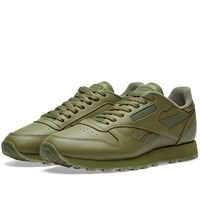 Reebok Classic Leather Solids Green