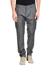 Frankie Morello Trousers Casual Trousers Men Lead
